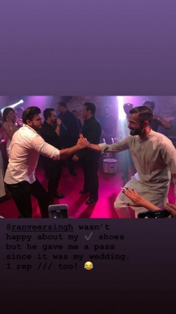 Ranveer Singh, Anand Ahuja