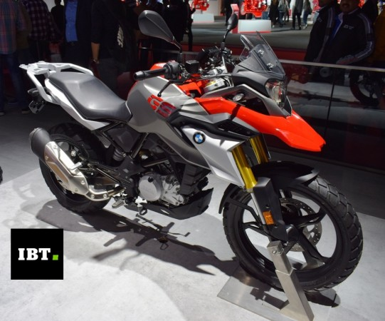 Bmw G 310 Gs Spotted Adventure Sibling Of G 310 R To Rival