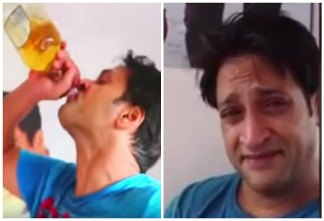 Inder Kumar's 'suicide video' goes viral