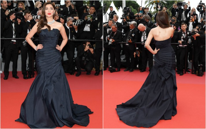 Sonam turns heads in her second appearance at Cannes