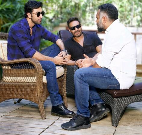 Luv Ranjan, Ranbir Kapoor, Ajay Devgn.