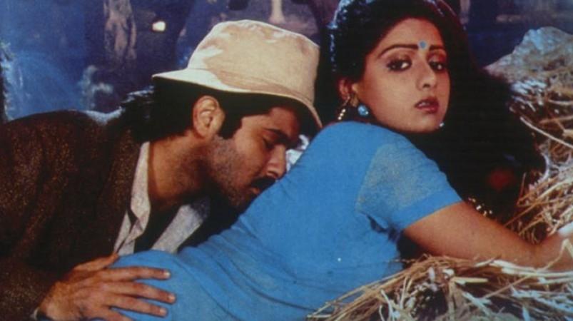 Sridevi, Anil Kapoor, Mr India