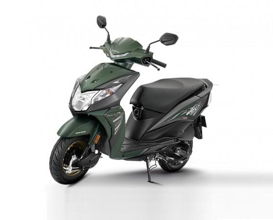 2018 Honda Dio