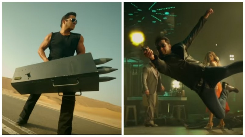 Race 3 trailer mistakes
