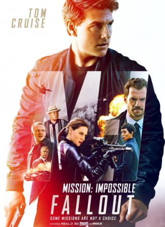 Tom Cruise, Mission Impossible 6, Fallout