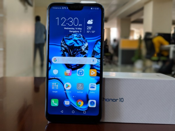 Honor 10 Quick Review