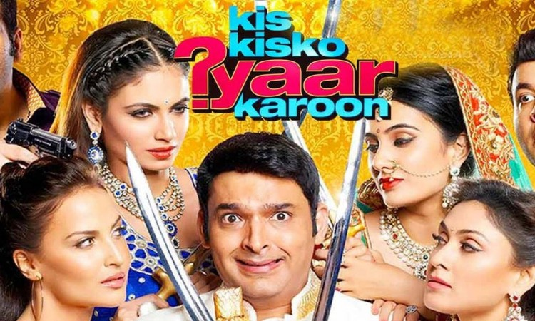 Kapil Sharma, Kis Kisko Pyaar Karoon