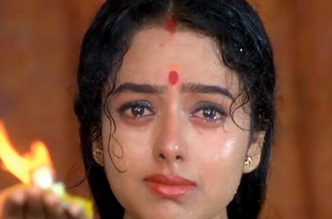 Late actress Soundarya
