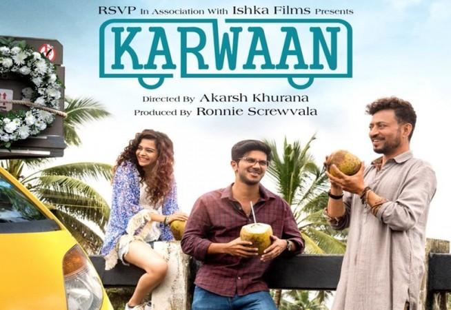 Poster of the movie Karwaan