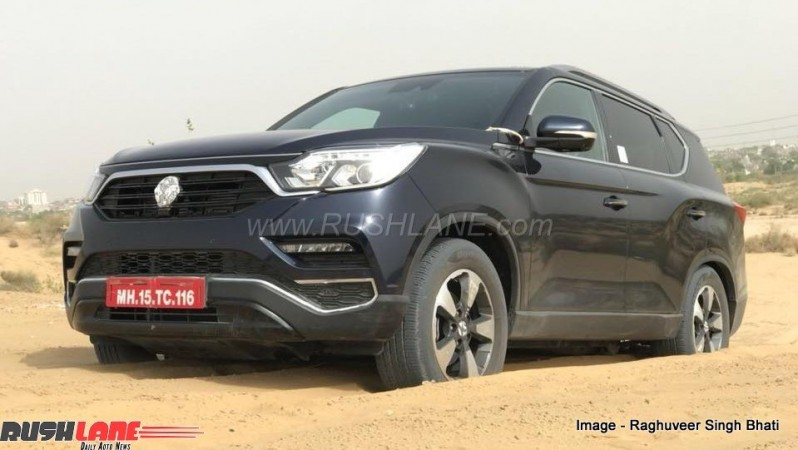 Mahindra new SUV