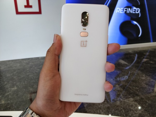 OnePlus 6 Quick Review