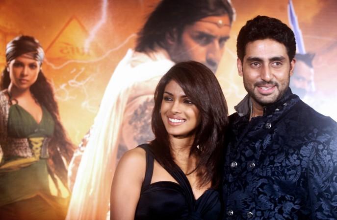 Priyanka Chopra, Abhishek Bachchan