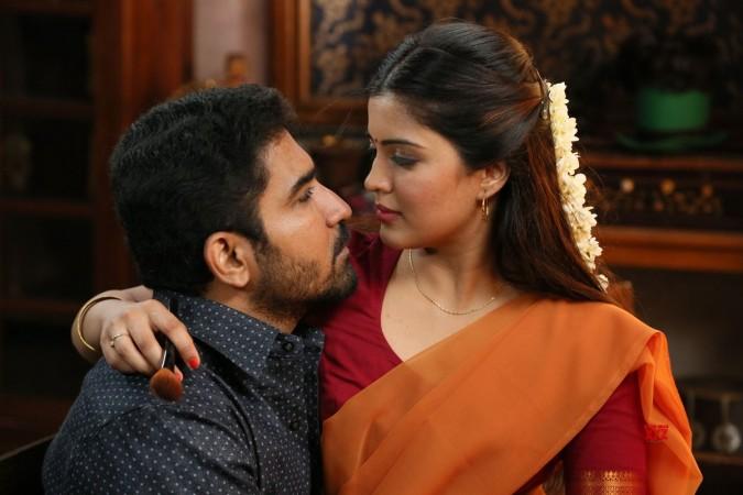 Vijay Antony in Telugu movie Kaasi