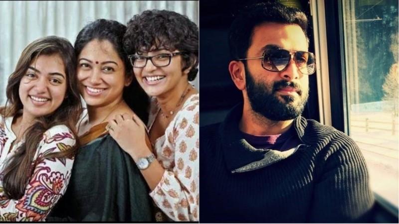 Nazriya, Anjali Menon, Parvathy and Prithviraj