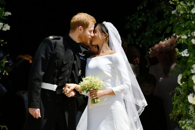 Prince Harry Meghan Markle kiss