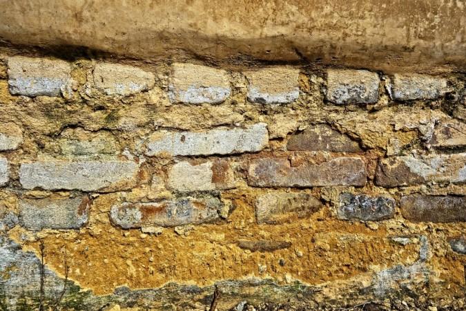 A fifth century wall found in Talakadu, Mysuru