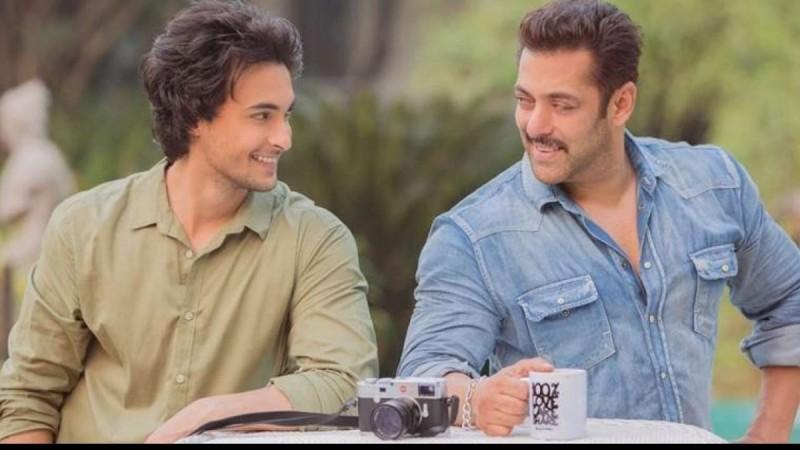 Salman Khan, Aayush Sharma, loveratri