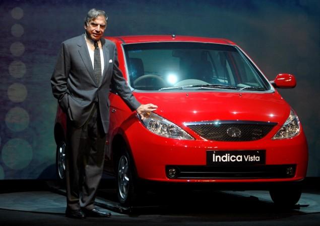 Ratan Tata, Tata Indica