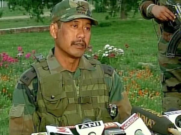 Army Major Leetul Gogoi
