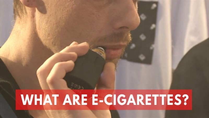 What are E-Cigarettes?
