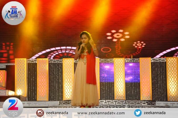 Sa Re Ga Ma Pa Little Champs (Season 10 Kannada) grand
