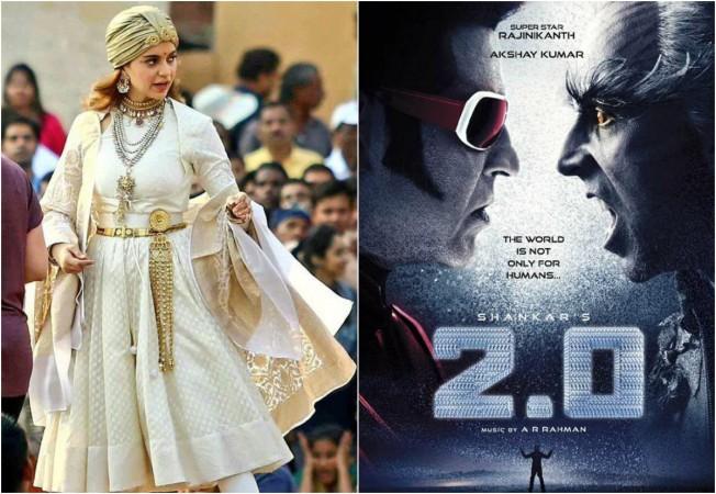 Manikarnika Vs 2.0: Krish waiting for Shankar to announce release date of Rajinikanth's film