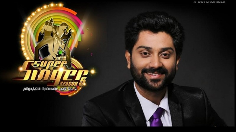 'Super Singer 5' grand finale live update: Anand Krishnan wins the title