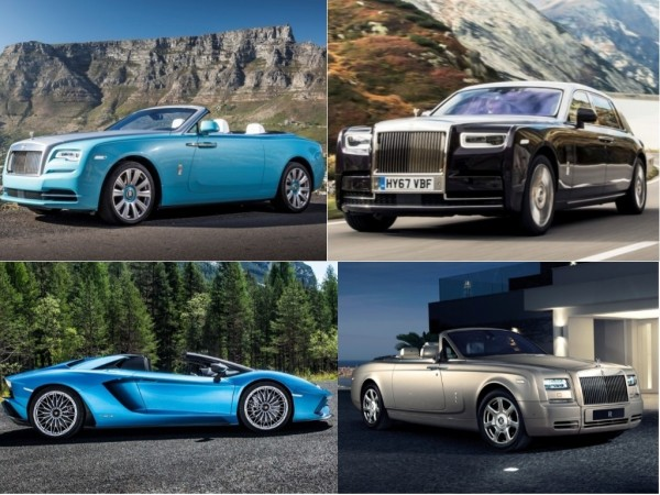 Most expensive cars in India