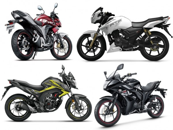 Most affordable bikes in India with ABS