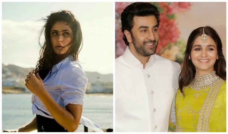 Katrina Kaif's cryptic message appears to be regarding Ranbir Kapoor, Alia Bhatt's affair