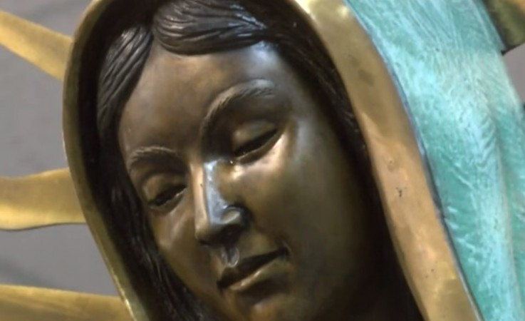 Crying Mary