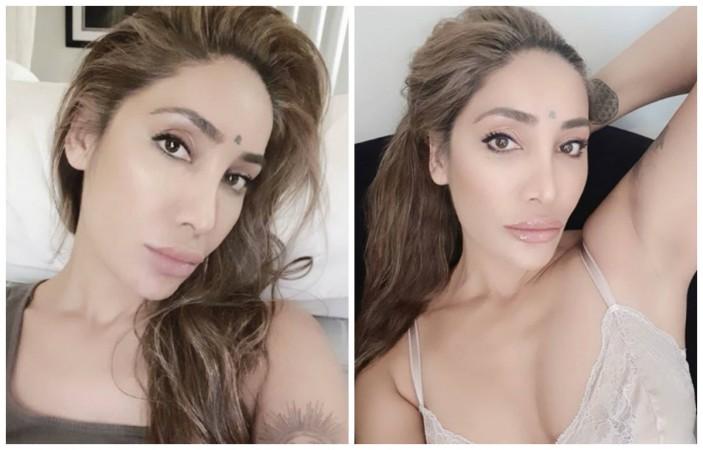Sofia Hayat exposes pervert on Instagram