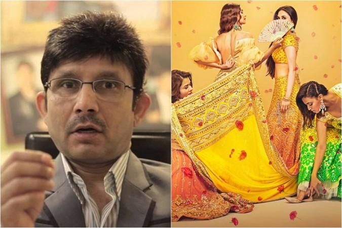 Kamaal R Khan, Veere Di Wedding