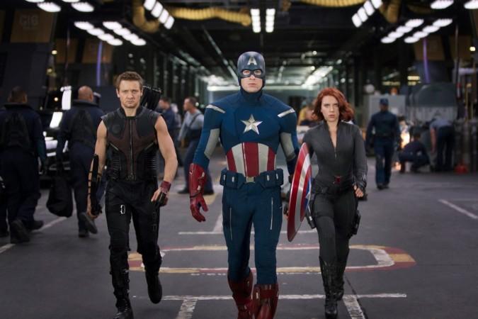 Avengers 4, Captain America