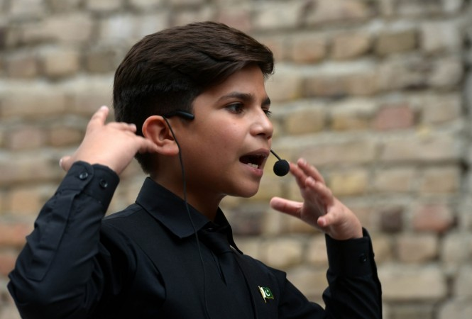 Who is Hammad Safi? 11-year-old motivational speaker from