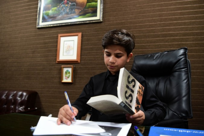 Who Is Hammad Safi 11 Year Old Motivational Speaker From