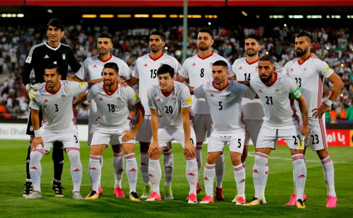 Iran Foootball Team