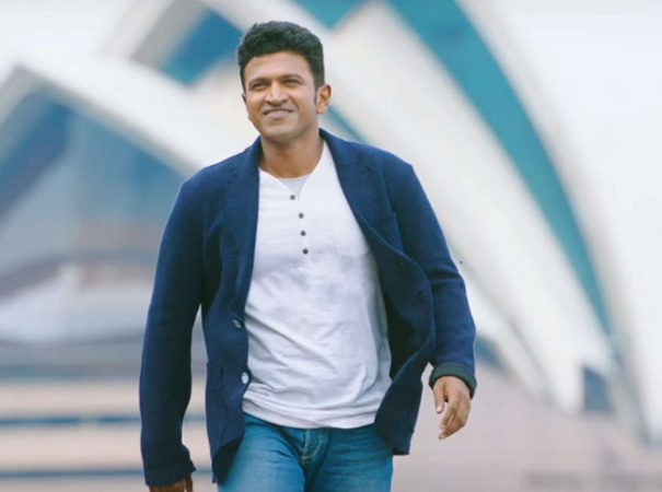 Puneeth Rajkumar Was Special Guest At The Jio Filmfare Awards (South)