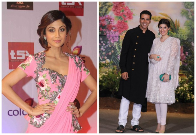 Once Shilpa Shetty accused Akshay Kumar of cheating on her for Twinkle Khanna