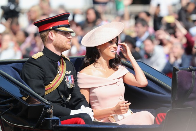 Meghan Markle, Prince Harry., Queen