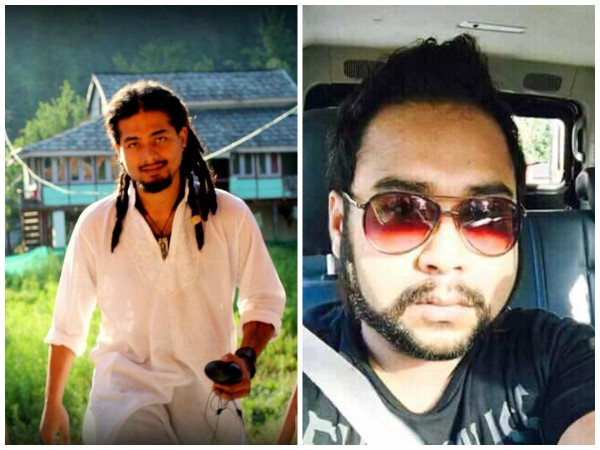 Nilotpal Das and Abhijeet Nath who were lynched to death in Karbi Anglong