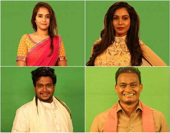 Bigg Boss Telugu 2 contestants list: Where are the real