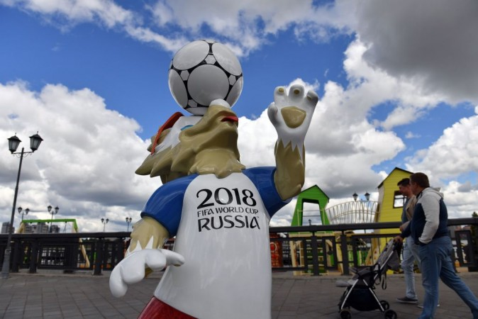 Fifa World Cup official mascot