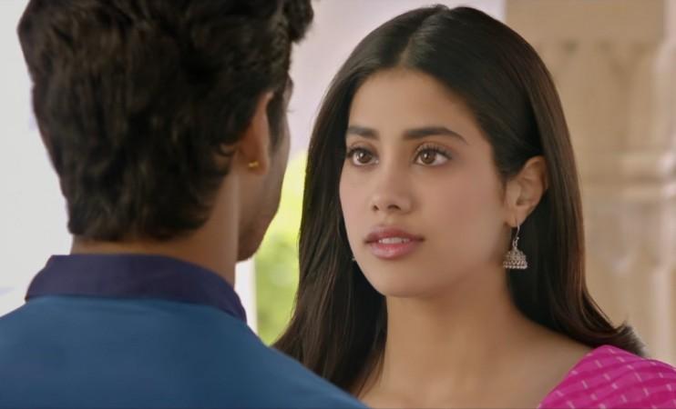 Dhadak full hd movie screenshot