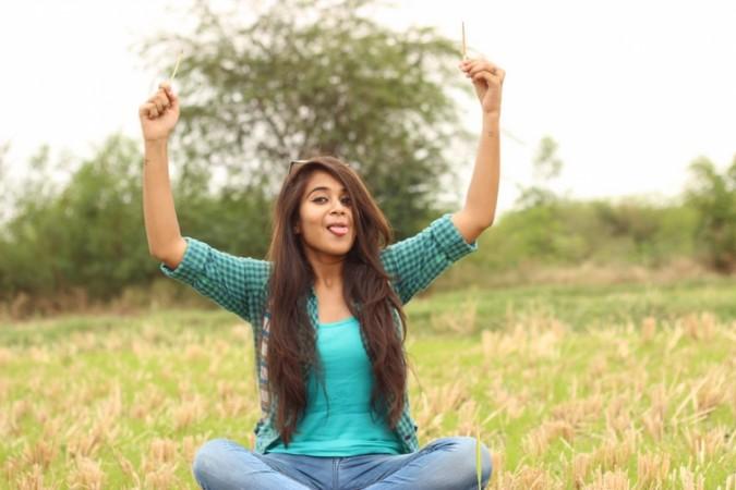 Actress Deepthi Sunaina