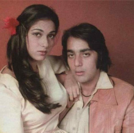 Tina Munim, Sanjay Dutt
