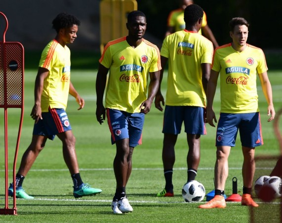 Colombia Fifa World Cup team
