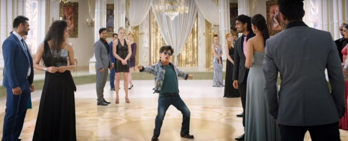 Shah Rukh Khan seen as dwarf in the movie Zero