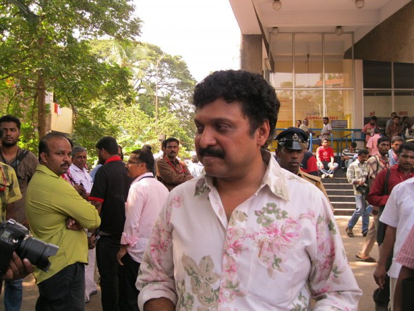 Kerala MLA Ganesh Kumar