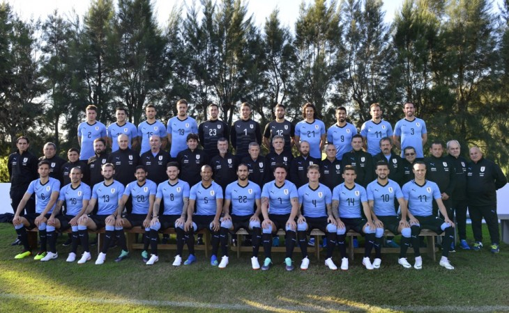 Uruguay's national football team
